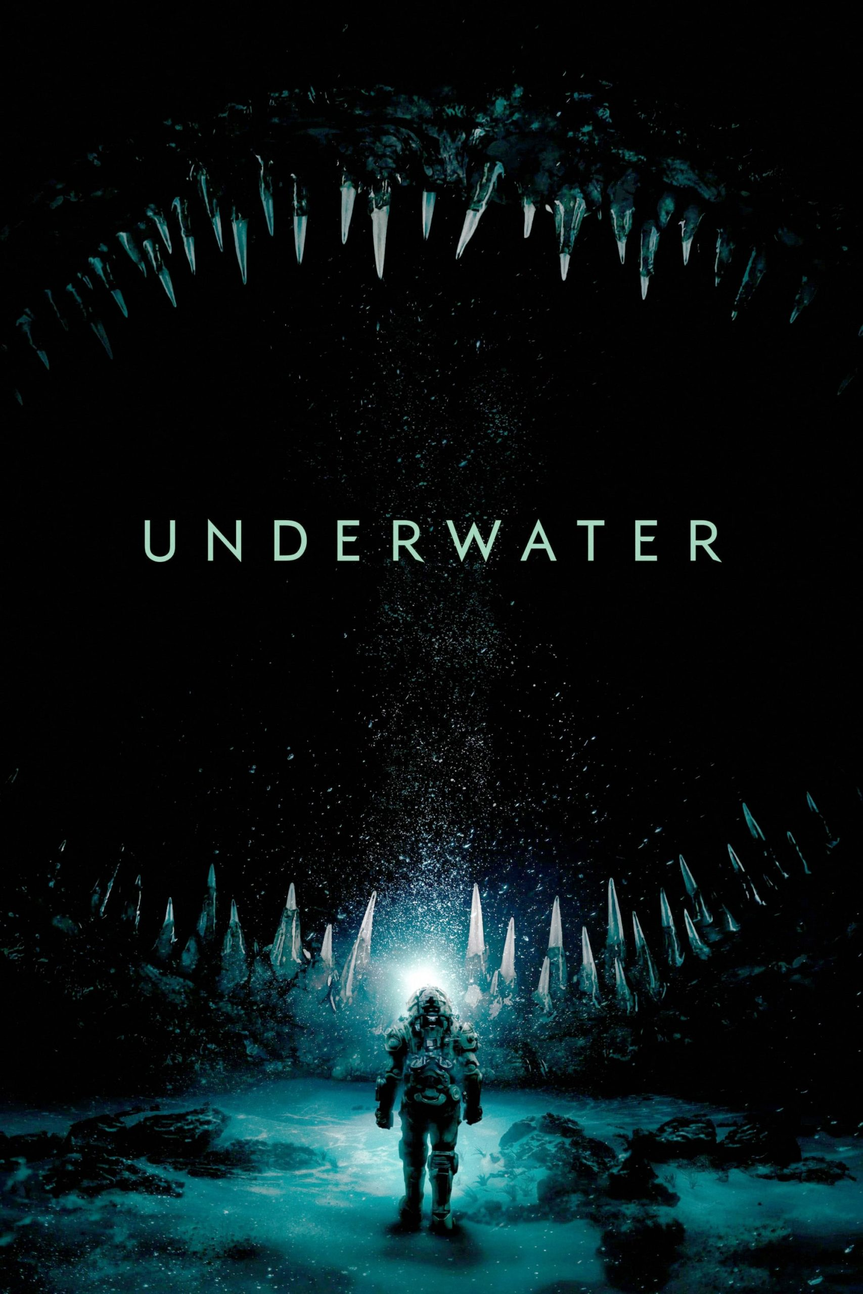 "Poster for the movie ""Underwater"""