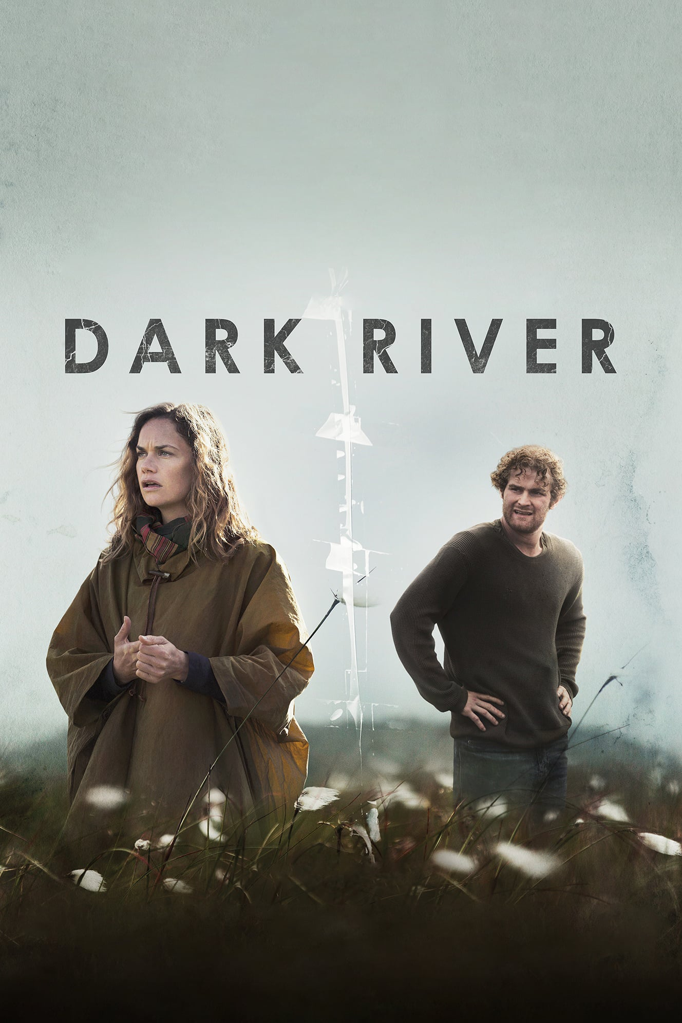 """Poster for the movie """"Dark River"""""""
