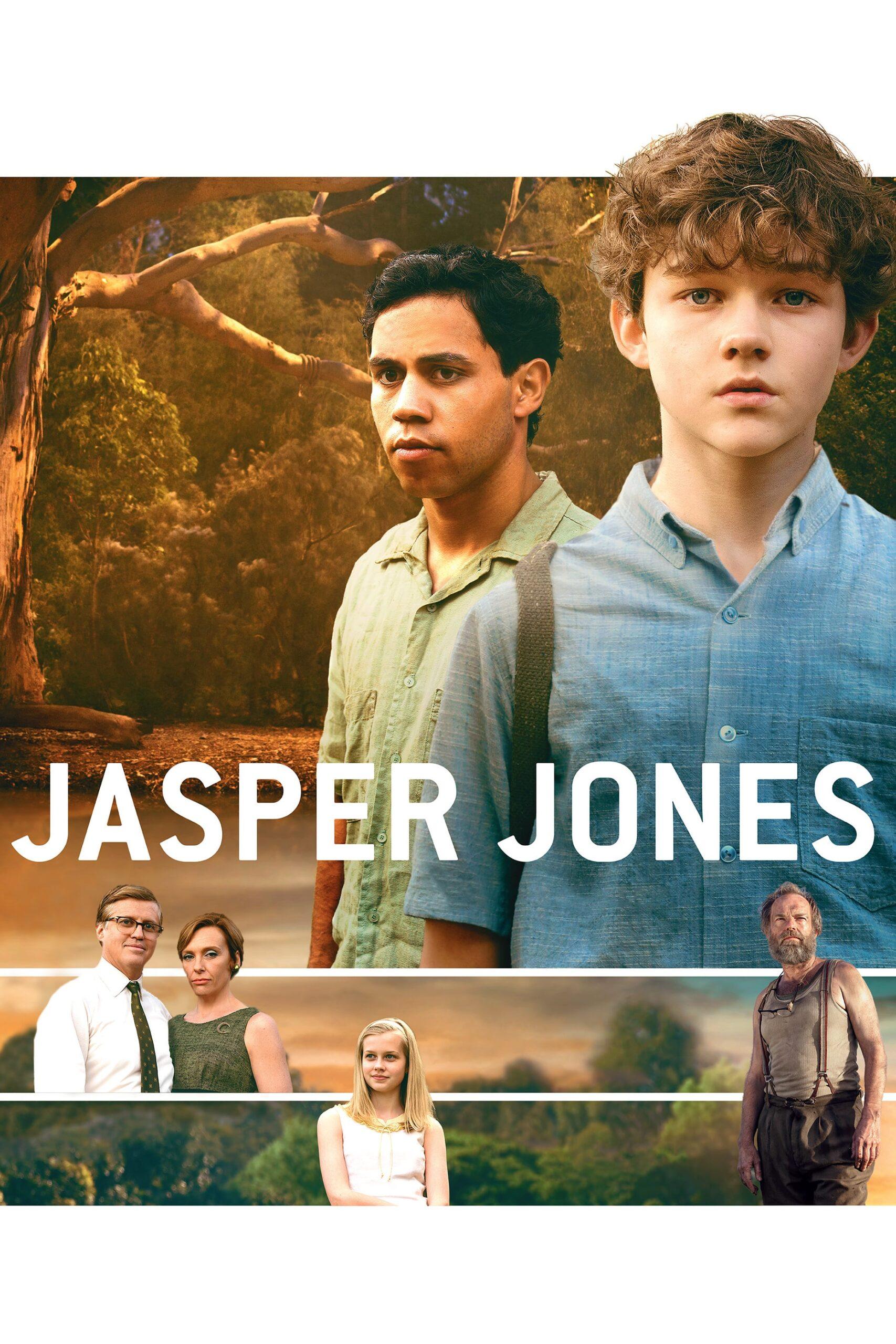 """Poster for the movie """"Jasper Jones"""""""