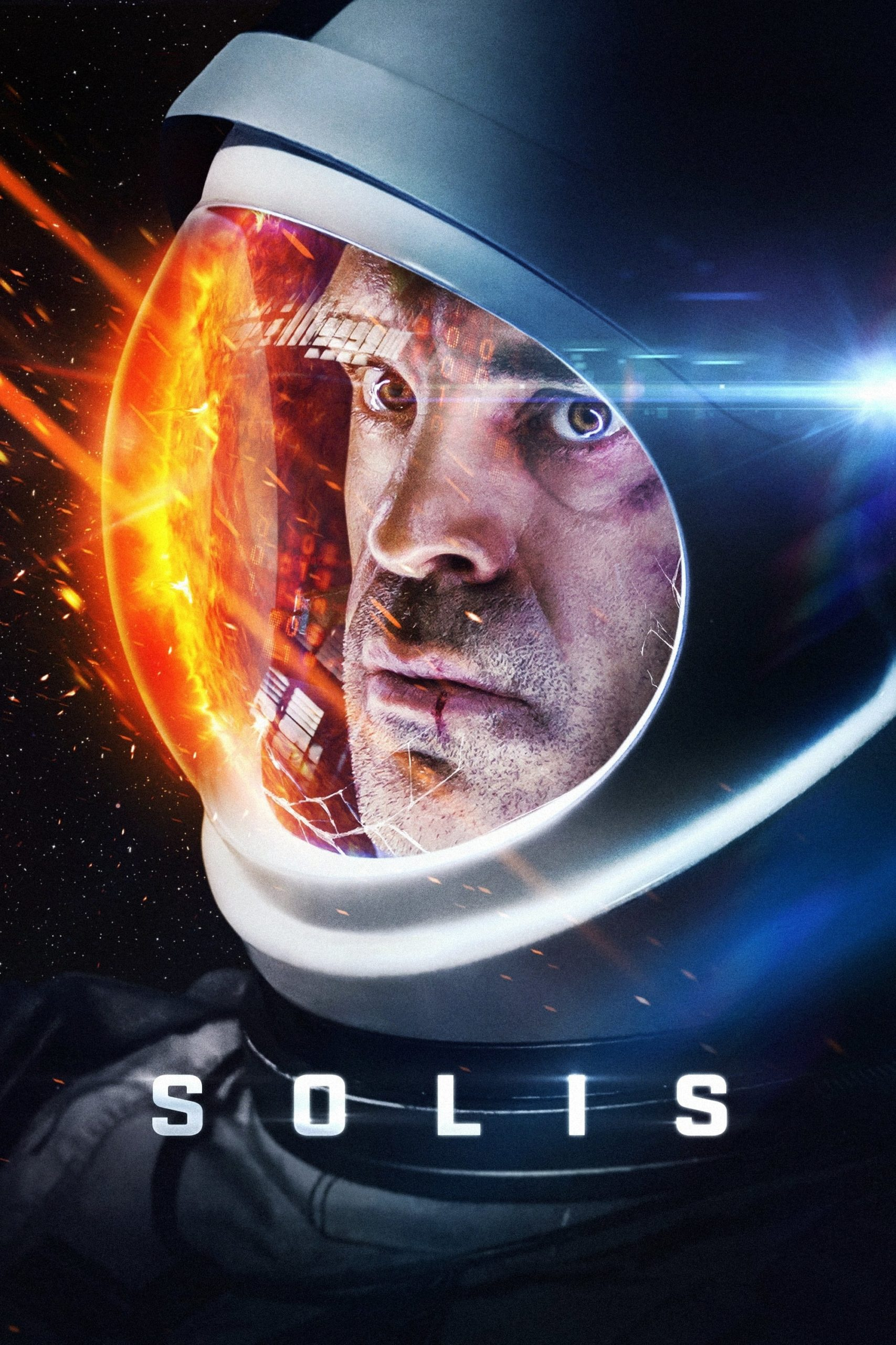 """Poster for the movie """"Solis"""""""