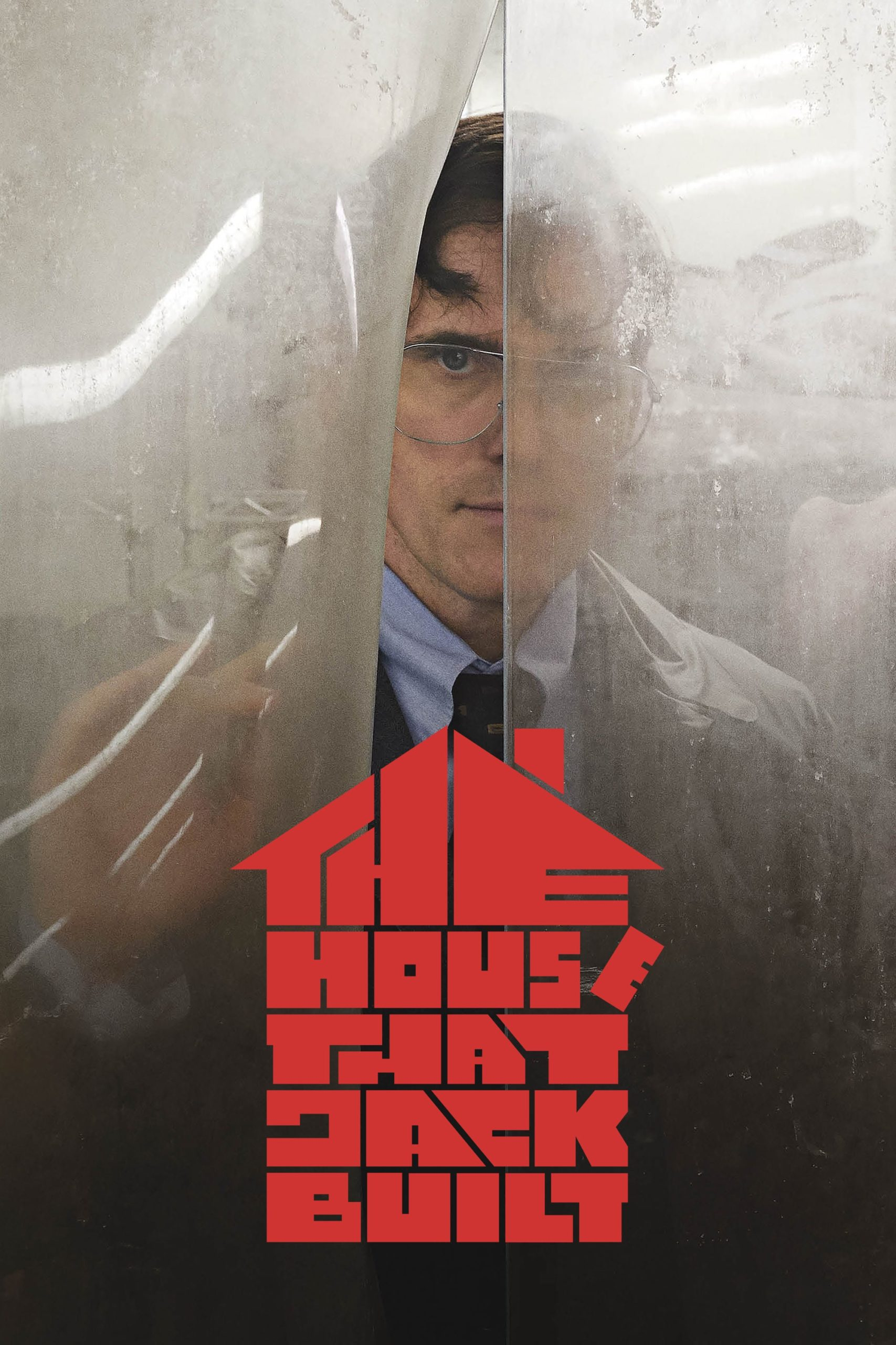 "Poster for the movie ""The House That Jack Built"""