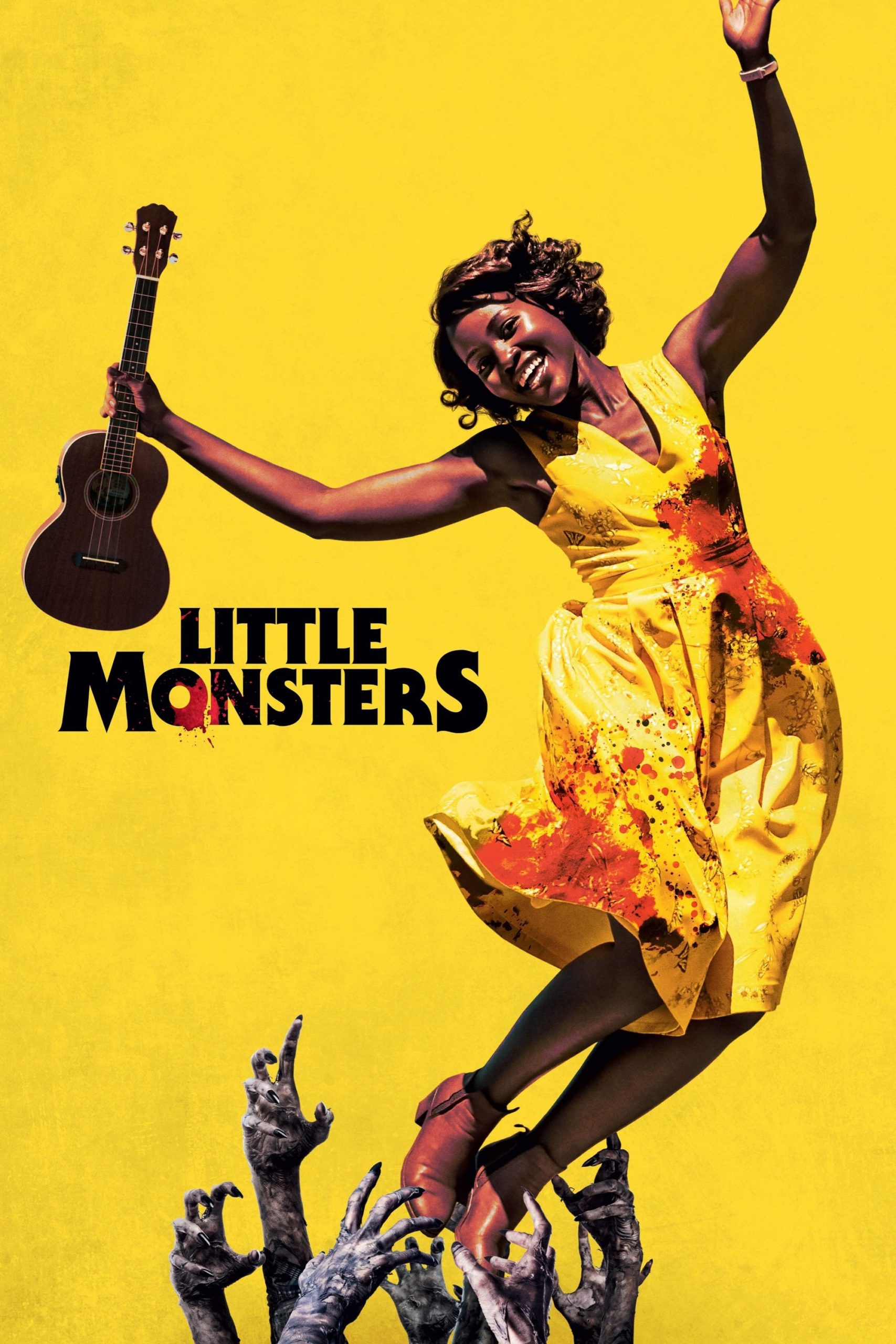 "Poster for the movie ""Little Monsters"""