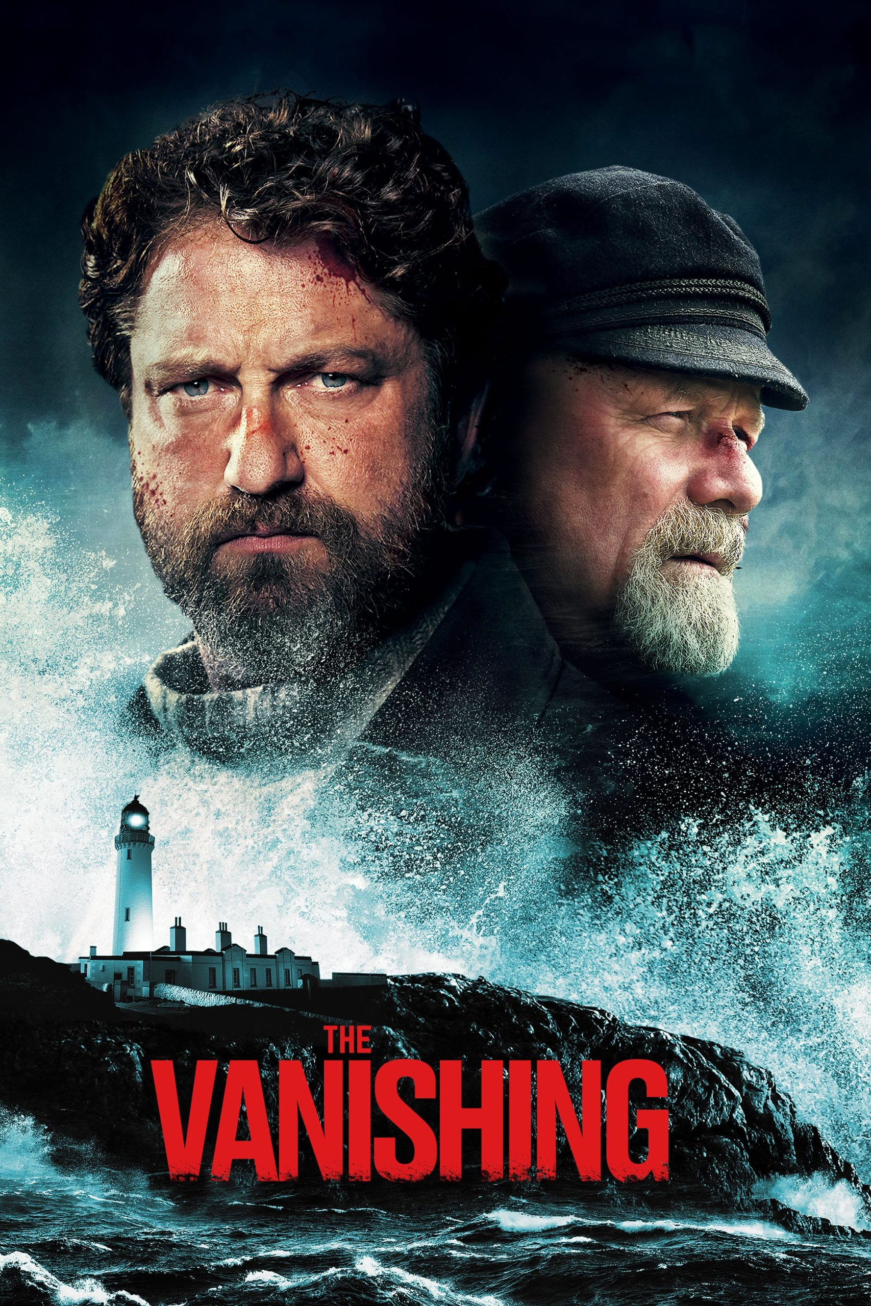 """Poster for the movie """"The Vanishing"""""""