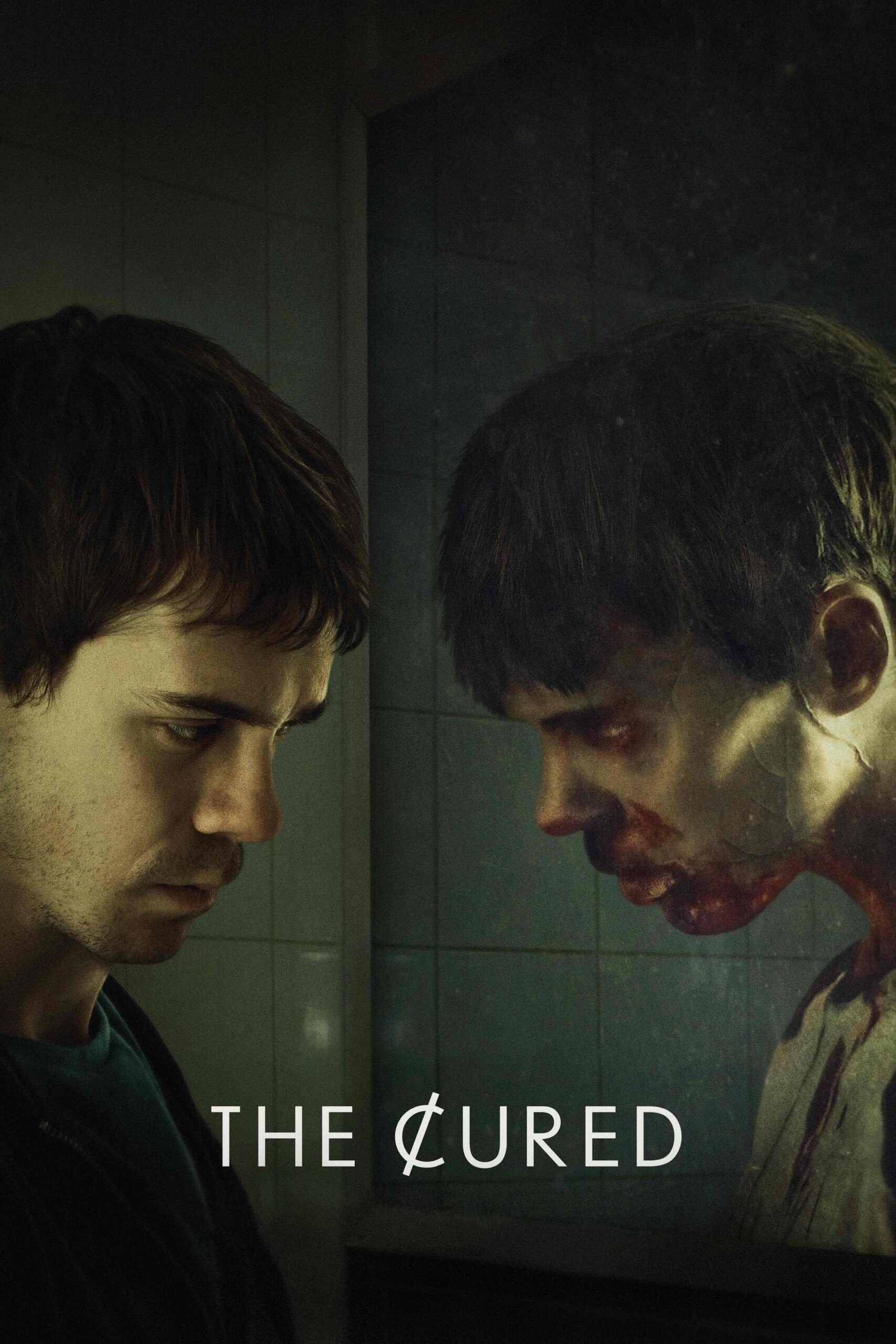 "Poster for the movie ""The Cured"""