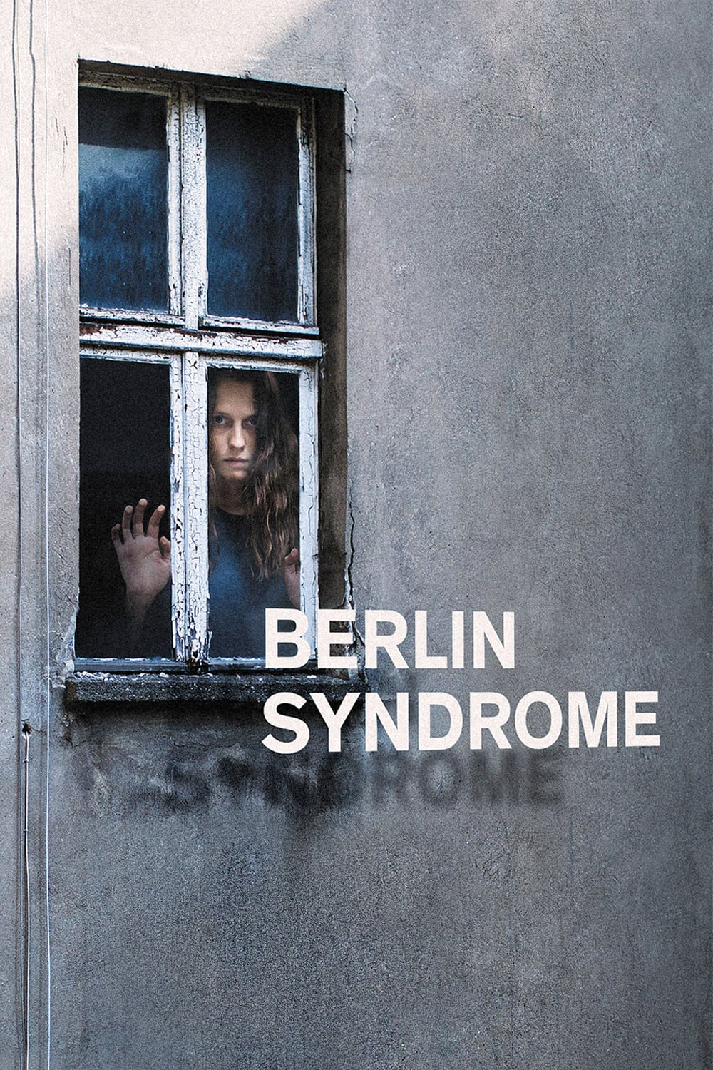"""Poster for the movie """"Berlin Syndrome"""""""