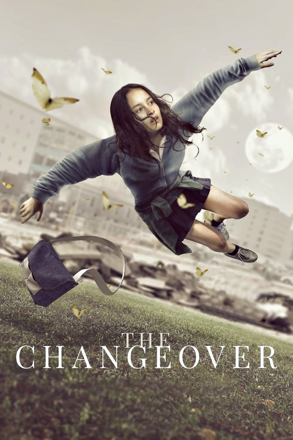 """Poster for the movie """"The Changeover"""""""