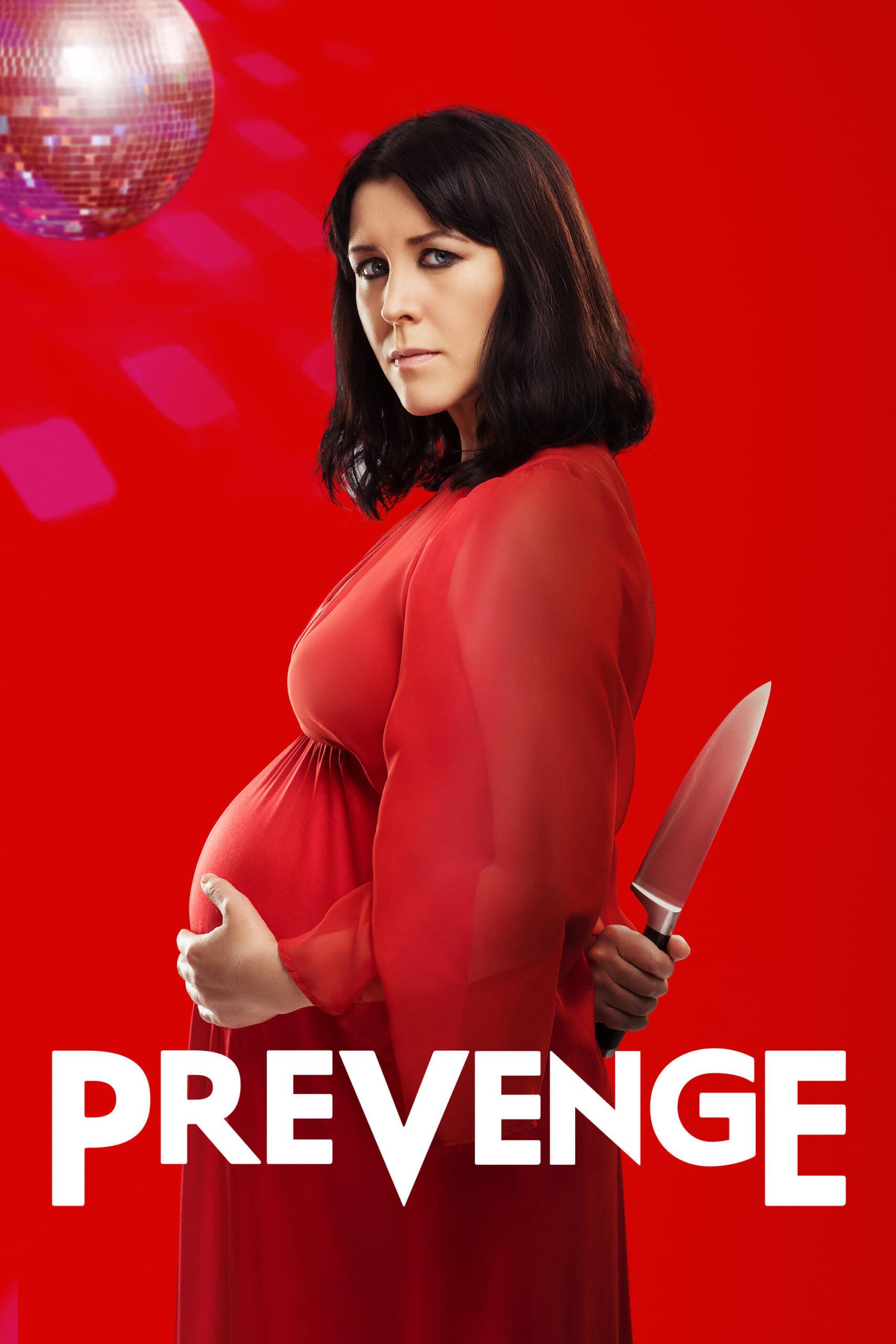 """Poster for the movie """"Prevenge"""""""