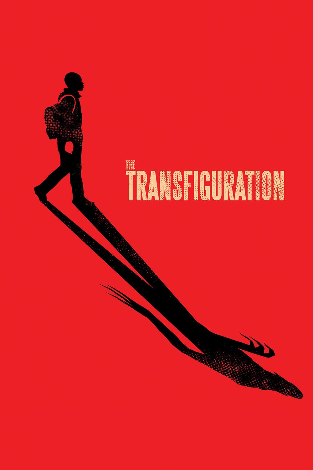 """Poster for the movie """"The Transfiguration"""""""