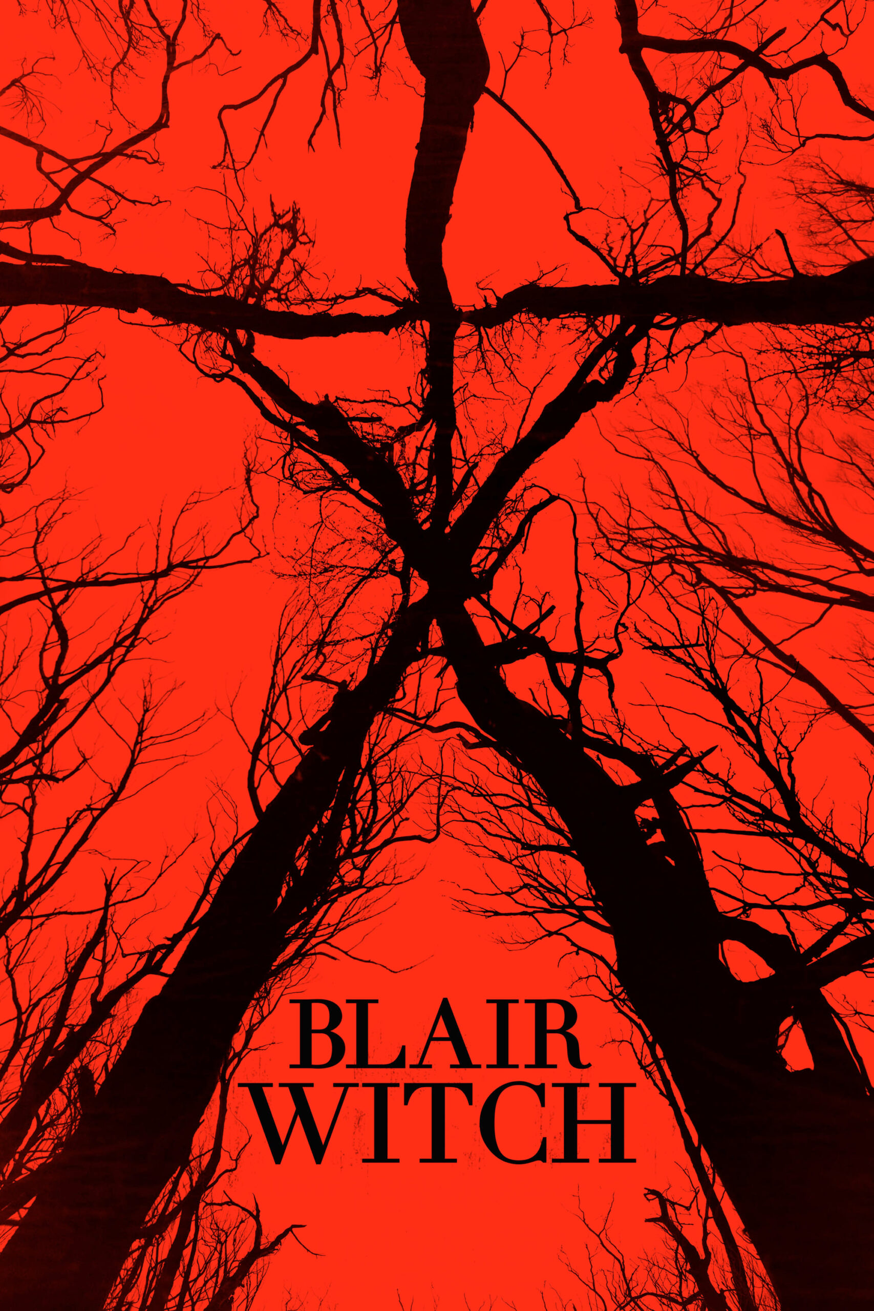 """Poster for the movie """"Blair Witch"""""""
