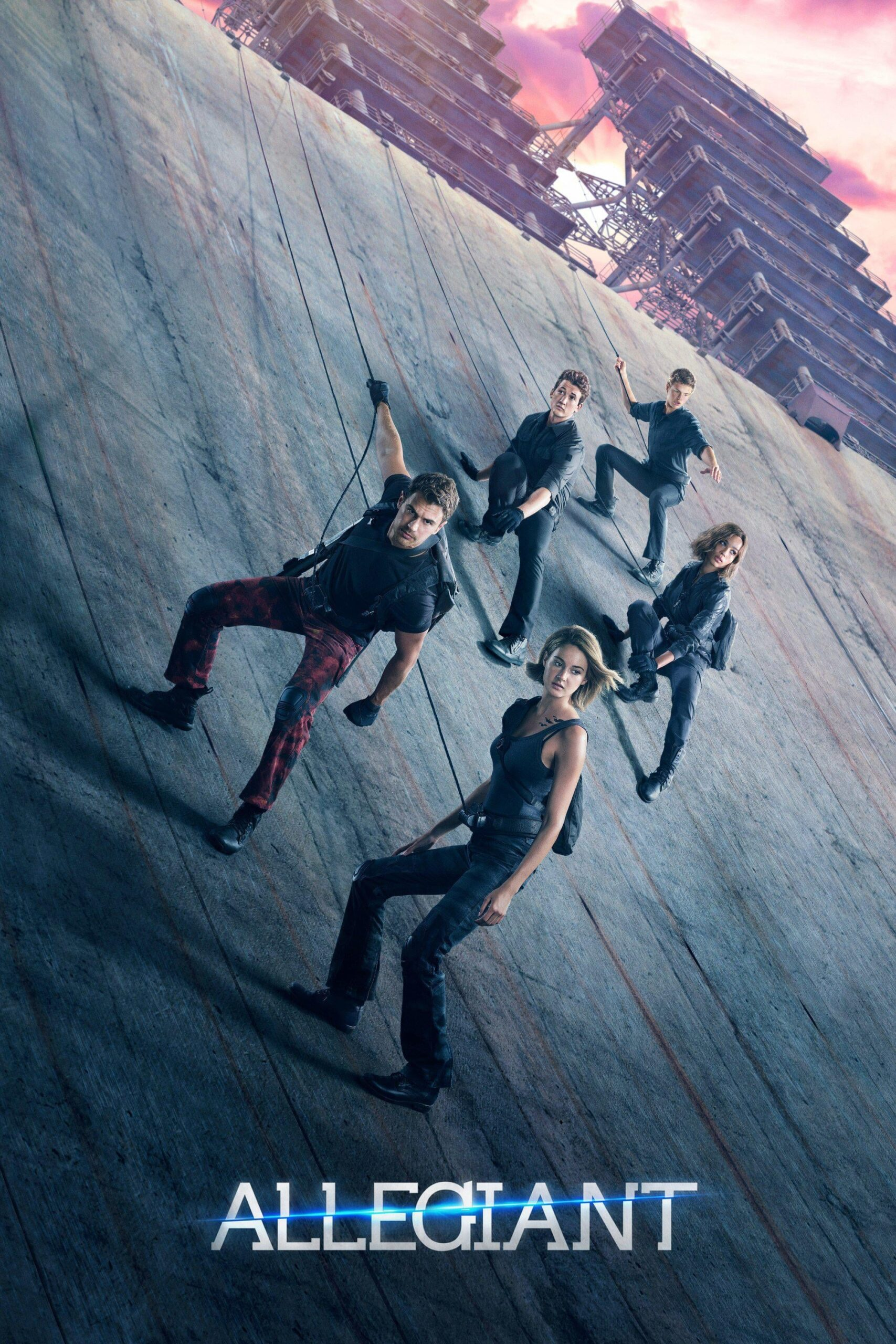 """Poster for the movie """"Allegiant"""""""