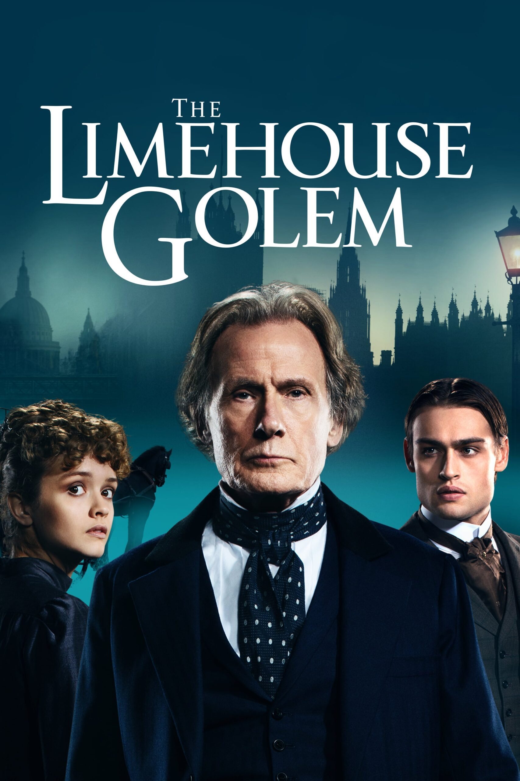 """Poster for the movie """"The Limehouse Golem"""""""