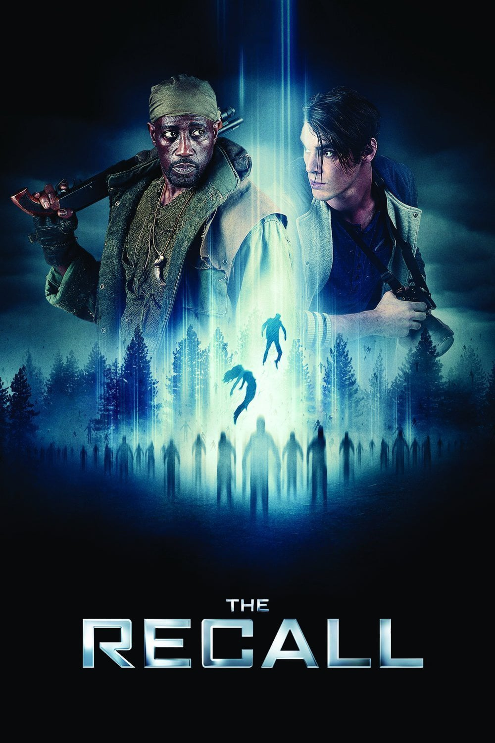 """Poster for the movie """"The Recall"""""""