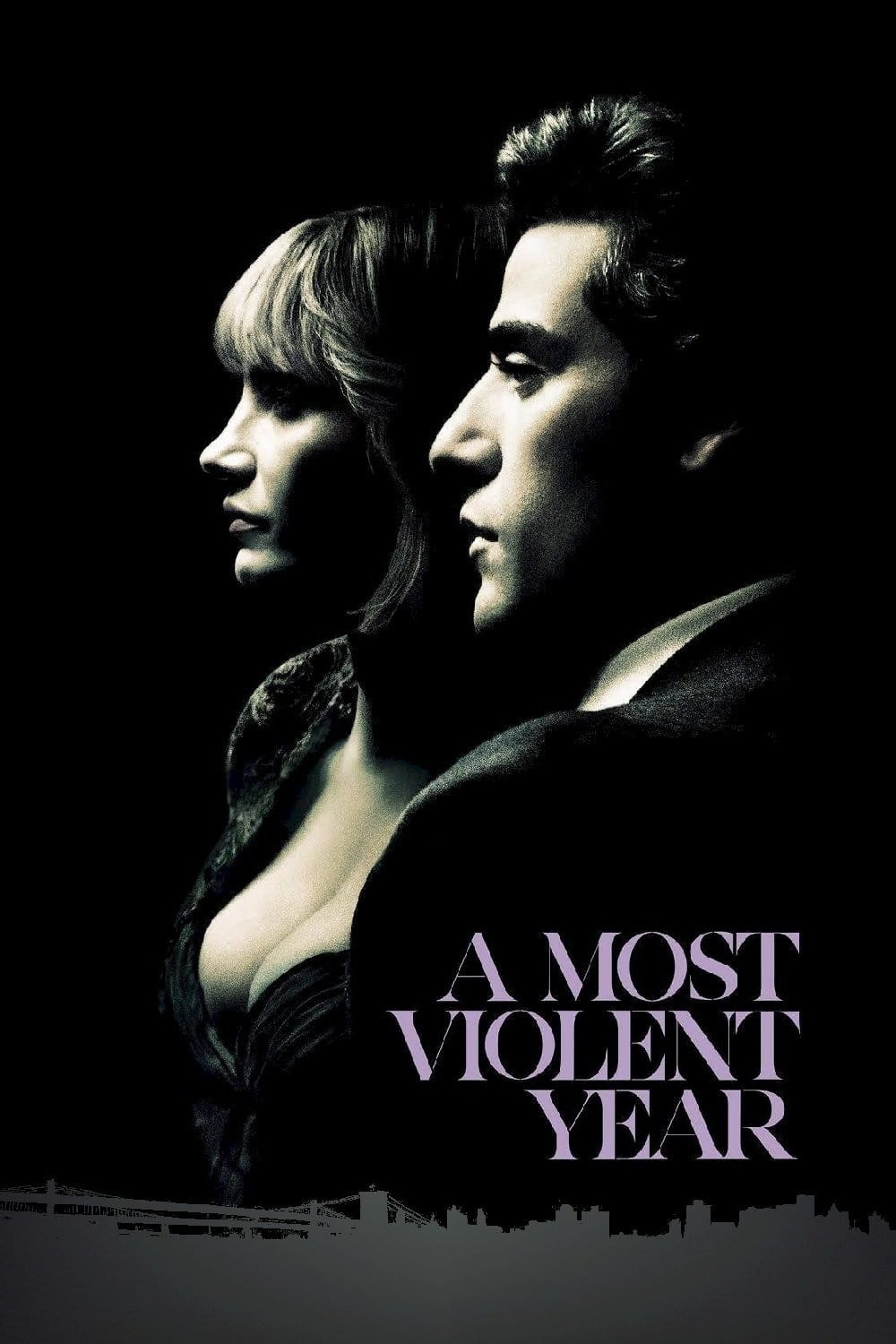 "Poster for the movie ""A Most Violent Year"""