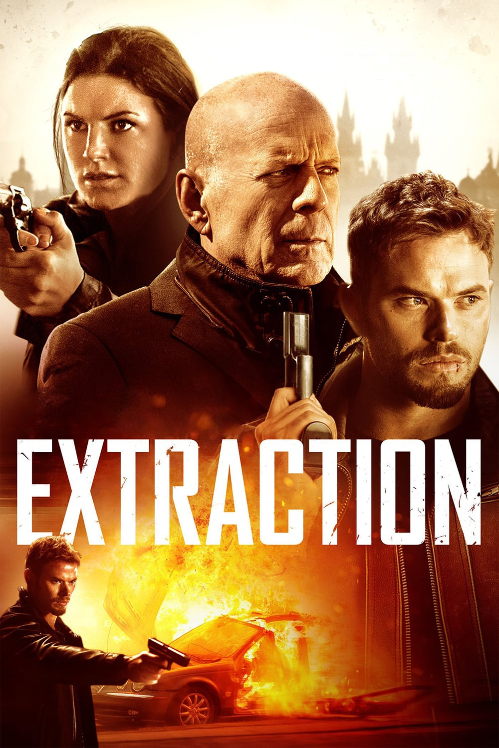"""Poster for the movie """"Extraction"""""""
