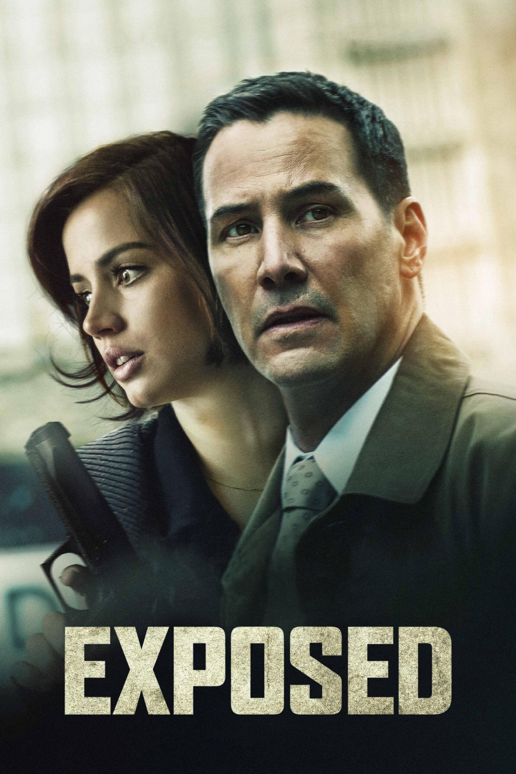 "Poster for the movie ""Exposed"""