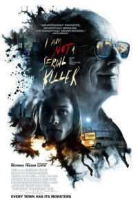 """Poster for the movie """"I Am Not a Serial Killer"""""""