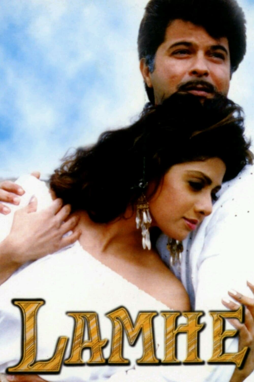"Poster for the movie ""Lamhe"""