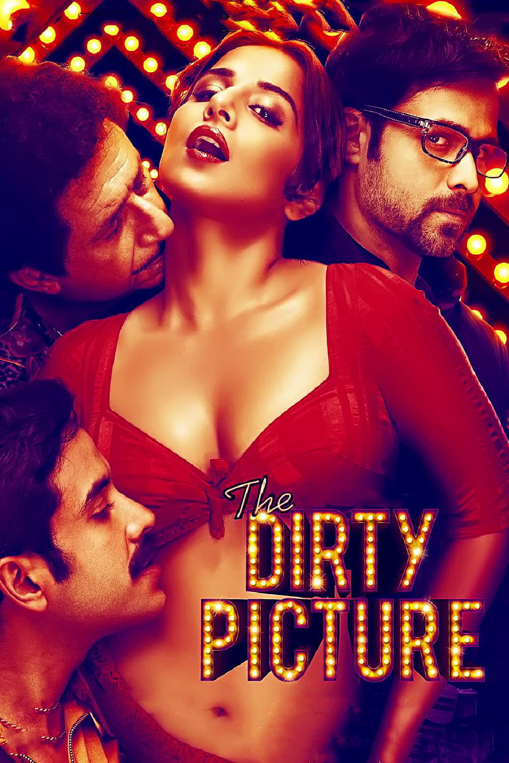 """Poster for the movie """"The Dirty Picture"""""""